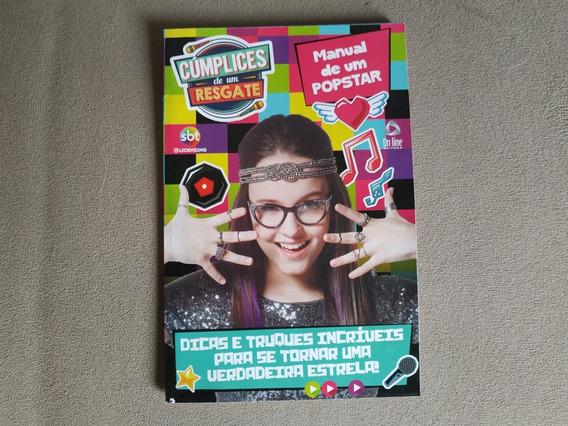 Revista Cúmplices De Um Resgate - Manual De Um Popstar