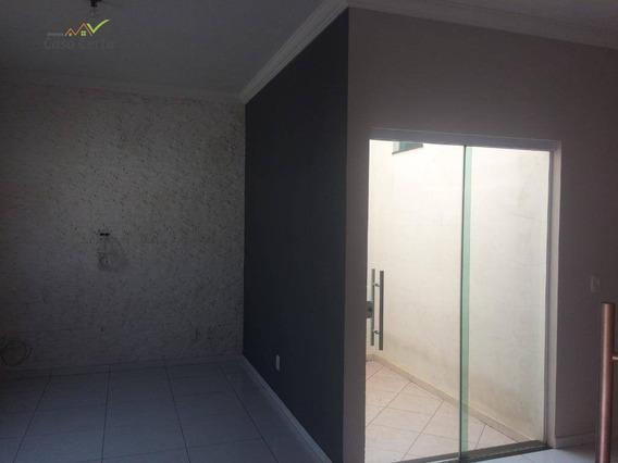 Casa Com 3 Dormitórios Para Alugar, 200 M² Por R$ 1.000,00/mês - Jardim Santa Cruz - Mogi Guaçu/sp - Ca0940