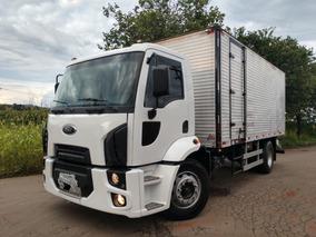 Caminhao Bau Oficina Movel Ford Cargo Bau Gascom Com Ar