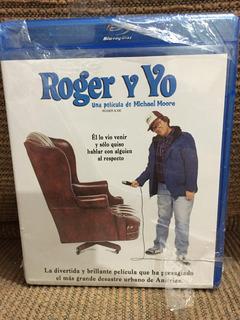 Roger Y Yo Michael Moore Bluray Nueva Roger & Me