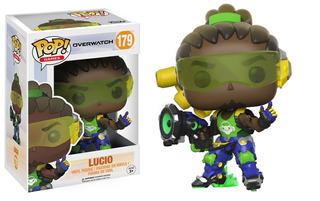 Funko Pop! Overwatch: Lucio #179