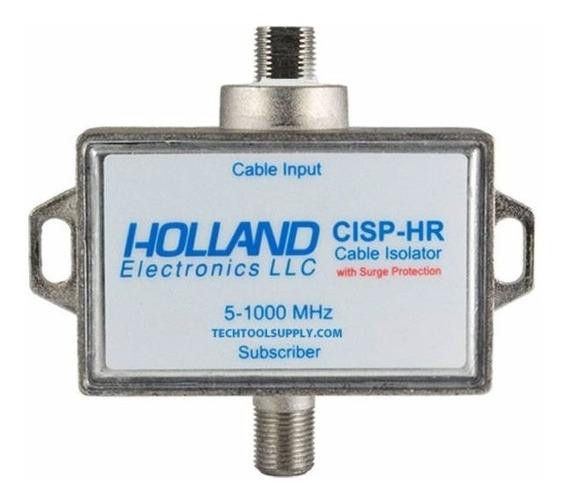 Isolador Holland Csip Tv Cabo Antena