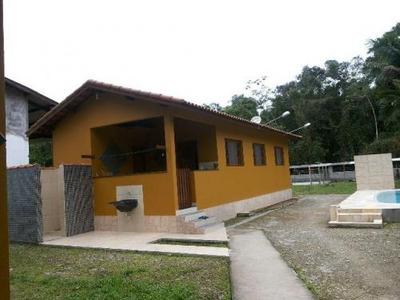 Chácara C/ Lago E Piscina Em Itanhaém-sp, Litoral Sul!