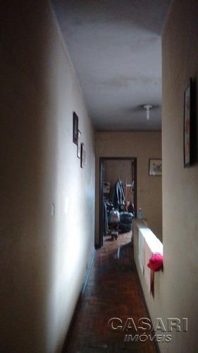 Imagem 1 de 5 de Sobrado Residencial À Venda, Planalto, São Bernardo Do Campo - So17991. - So17991
