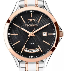 Relógio Technos Feminino Trend Bicolor 2350ah/5p