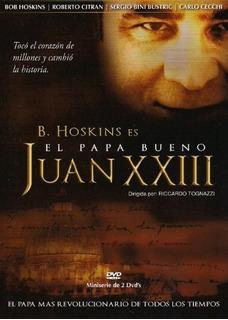 El Papa Bueno Juan Xxiii Pelicula Dvd