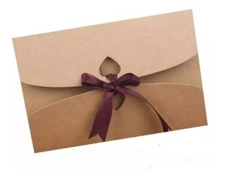 100 Envelope Para Convites Casamento 15x21 Luxo 21 X 15