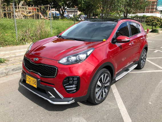 Kia New Sportage 2018 4x2 Full