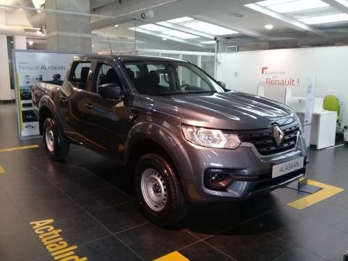 Renault Alaskan Confort 4x4