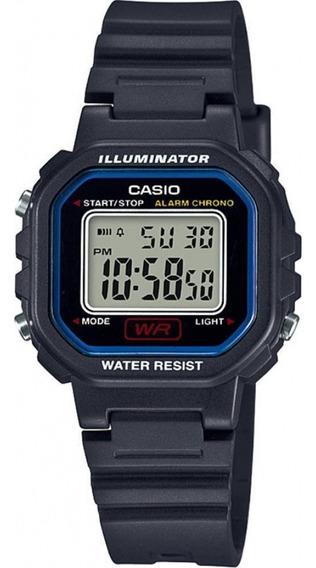 Relógio Masculino Infantil Casio Quadrado Digital Original