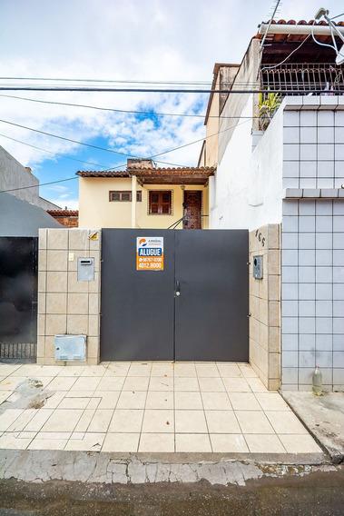 Aluguel Casa - Cidade 2000 - 2 Quartos, Garagem