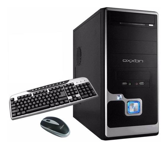 Pc Cpu Computadora Amd 3.5ghz Dual-core Nueva C/garantia