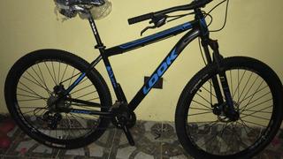 Bicicleta Rodado 29 En Aluminio 24 Velocidades Shimano