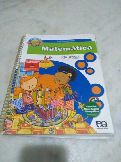 Coleção Aprendendo Sempre Matemática 3o Ano Professor