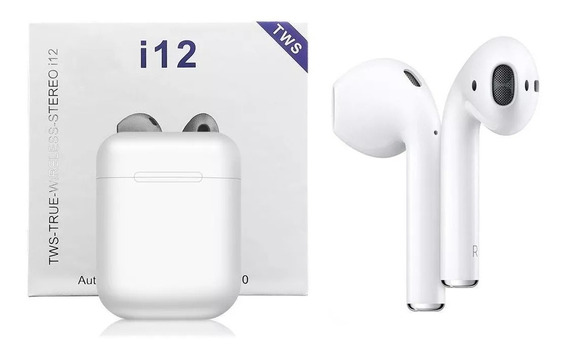 Audifonos Manos Libres Bluetooth I12 Tws