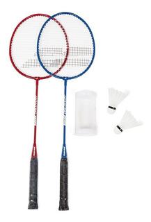 Raquete De Badminton Babolat Leisure Kit X2