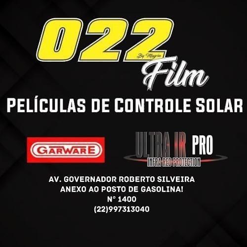 Imagem 1 de 5 de Película De Controle Solar.  Insulfilm