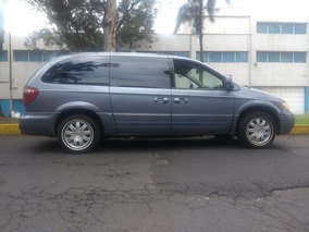 Chrysler Town & Country 3.8 Limited At 2005, Piel ,pts Elec