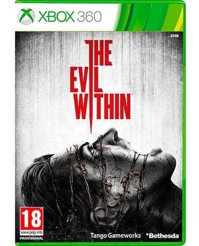 The Evil Whitin Mídia Digital Xbox 360