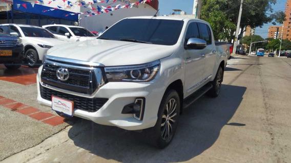 Blindada Hilux 4x4 Diesel .2018