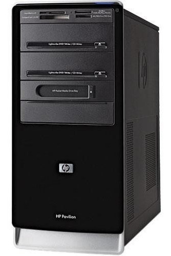 Desktop Hp Pavilion A6615br 500gb+4gb+intel Dual Core E2200