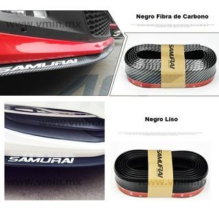 Lip Universal Facia Faldon Estribo Spoiler Samurai 2.5m