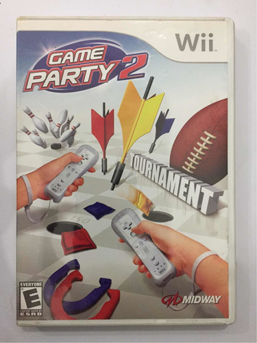 Game Party 2 Nintendo Wii