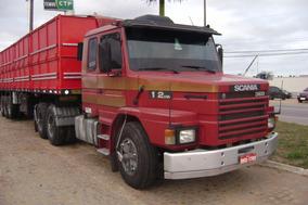 Scania 112 360 Ls 1991 Com Carrta Guerra 2010/2011
