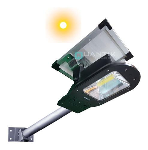 Kit Reflector Led Con Panel Solar+sensor Dia/noche Automátic