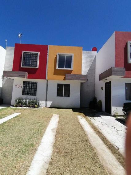 Casa En Pachuca 2 Recamaras Y Alberca Publica