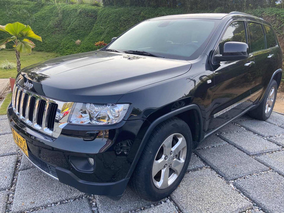 Jeep Grand Cherokee Limited 3.6 2012