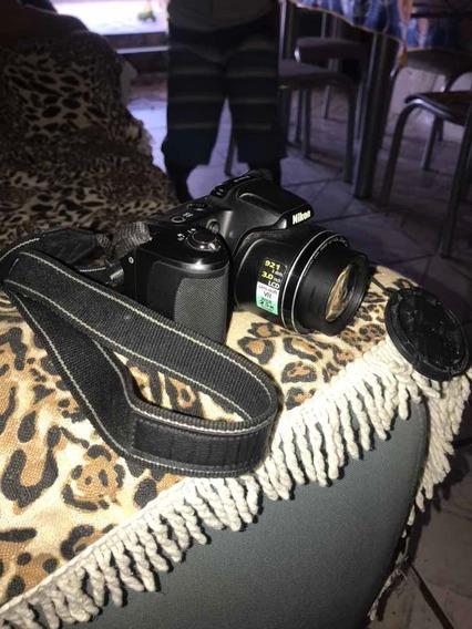 Máquina De Fotografia Semi Profissional