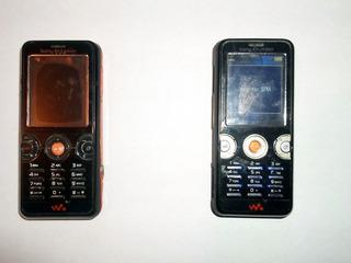 Celular Sony W610 Para Partes