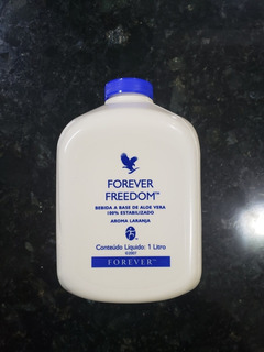 Suco Forever Freedom - Babosa + Gluco+condro+ Msm -forever
