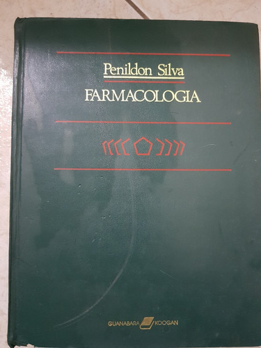 Livro Farmacologia - Penildon Silva
