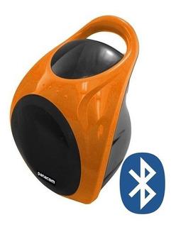 Bafle Parlante Bluetooth Entrada Mic Recargable Usb Sd Ramos