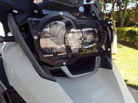 Protetor Farol Acrílico Bmw R1200gs Adv Lc #moto