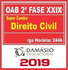 2ª Fase Civil Xxix Oab + Brind Completo