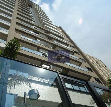 Apartamento À Venda, 40 M² Por R$ 540.000,00 - Centro - São Paulo/sp - Ap28877