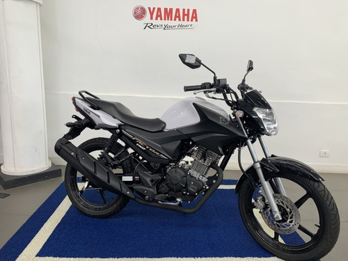 Imagem 1 de 6 de Yamaha Factor 150 Branca 2022