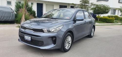 Imagen 1 de 15 de Kia Rio 2019 1.6 Ex Sedan Mt