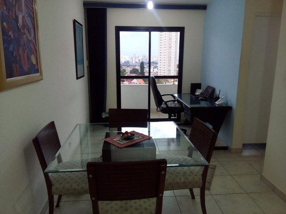 Apartamento Com 2 Dormitórios À Venda, 50 M² Por R$ 350.000 - Mooca - São Paulo/sp - Ap4465