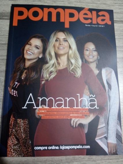 Revista Lojas Pompéia - Carolina Dieckmann - Mariana Rios