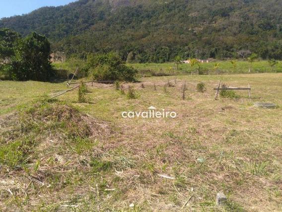 Ótimo Terreno Em Condomínio Seguro E Arborizado Em Maricá-rj - Te0943