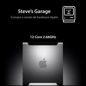 Mac Pro 12 Core 2.66ghz, 32gb Ecc, 1tb Hd, Vídeo 4gb, Mojave
