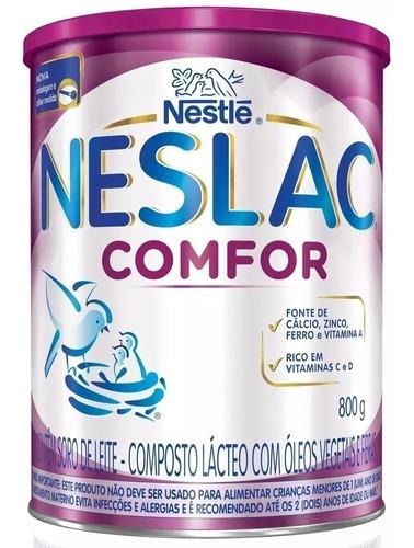 Leite Neslac Comfor - 800g