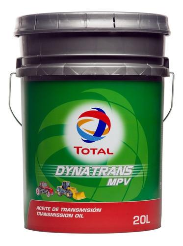 Aceite Total Dynatrans 20l Transmision Frenos Sumergidos