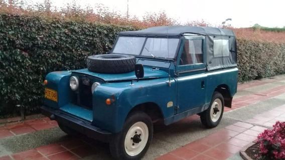 Land Rover Santana 1965