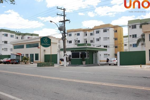 Apartamento Linear Em Santa Cruz - Campos Dos Goytacazes - 6187