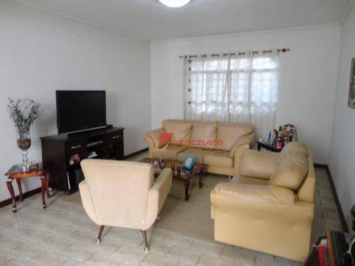 Casa À Venda, 240 M² Por R$ 500.000,00 - Nova América - Piracicaba/sp - Ca0403